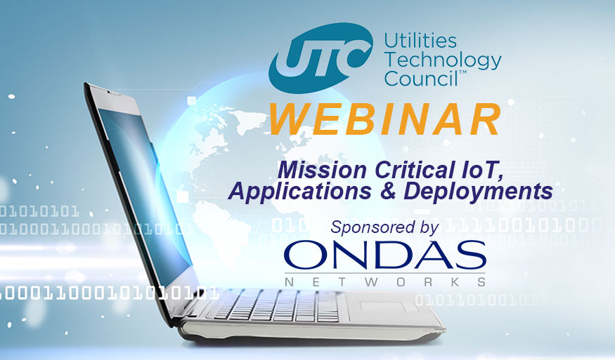 Webinar UTC Mission Critical Communications